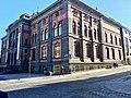 KODE 1 (Vestlandske kunstindustrimuseum, Permanenten, Henry Bucher 1896) art museum in Nordahl Bruns gate, Bergen, Norway. Photo 2018-03-18.jpg