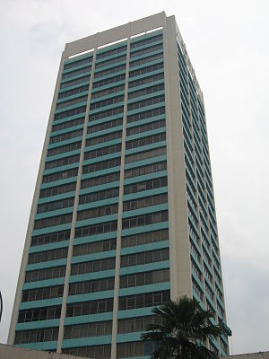 Johor Corporation - KOMTAR Tower which houses Johor Corporation