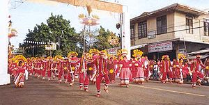 Lumad - The colorful Kaamulan Festival celebrated annually in Malaybalay City