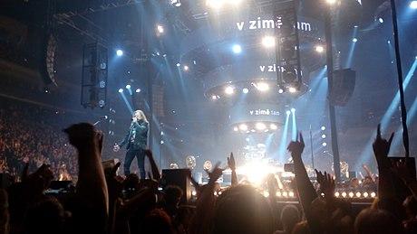Josef Vojtek na koncertu v roce 2017 22cdf62ea0c