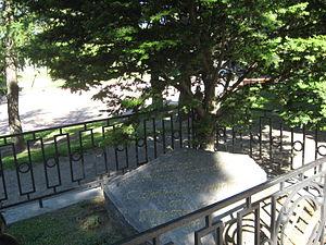 Freemason's Grave - Freemason's Grave in Kaisaniemi