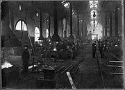 Kaiserliche Marine Werft, Wilhelmshaven, 1908