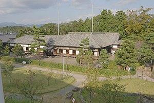 Kakegawa Castle - Image: Kakegawa castle goten
