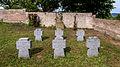 Kamsdorf Friedhof Großkamsdorf Grabstätte für 12 Zwangsarbeiter.jpg