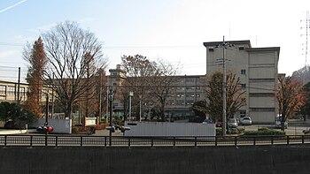 神奈川県立城山高等学校