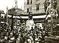 Kaposvári Kossuth-szobor leleplezése (1911).jpg