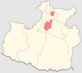 Karachay-Cherkessia Abazinsky rayon.png