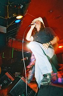 Karl Agell American rock musician and singer