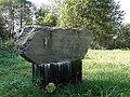 Kaukinės miškas, Sutartiškės. Paminklas.JPG