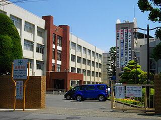Kawagoe Technical High School Public school in Japan