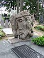 Kazimieras Skebėra, kapas.JPG