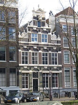 Zuid-Afrikahuis - Zuid-Afrikahuis, Keizersgracht 141, Amsterdam