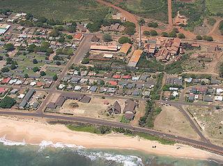 Kekaha, Hawaii Census-designated place in Hawaii, United States