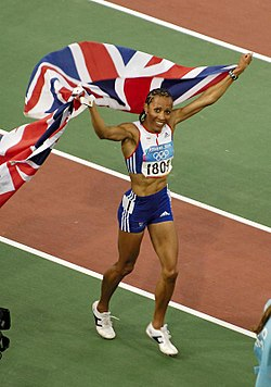 Image illustrative de l'article Kelly Holmes