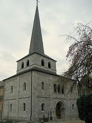 Church of Saint Anne, Aldeneik - Image: Kerk aldeneik 2