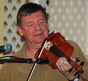 Patrick Street - Kevin Burke of Patrick Street in 2007