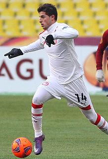 Kevin Mirallas Belgian footballer