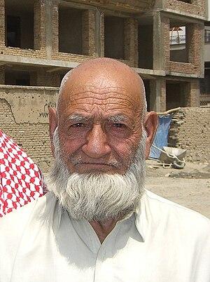 Osama (film) - Khwaja Nader in Kabul, Afghanistan, July 2006.