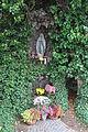 Kißlegg Pfarrkirche Lourdesgrotte.jpg