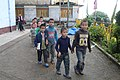 Kids at temple school, Sikkim (8063368807).jpg