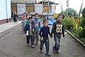 Kids at temple school, Sikkim (8063368807).jpg