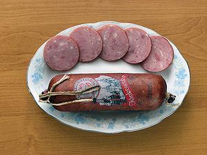 Chub (container) - Kielbasa