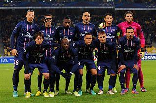 2012–13 Paris Saint-Germain F.C. season Paris Saint-Germain 2012–13 football season