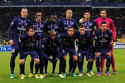 Paris Sg Have Played In The Uefa Champions League Every Season Since Returning In