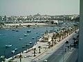 Kilátás a szállodánk tetőteraszáról. - panoramio.jpg