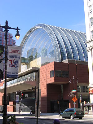 Music of Philadelphia - The Kimmel Center.