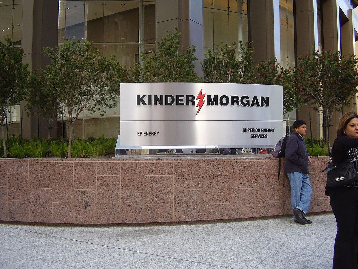 Kinder Morgan Stock Quote Kinder Morgan  Wikipedia
