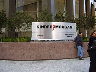 Kinder Morgan company