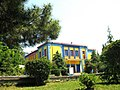 Kinema Kadri Roshi, Kuçovë Albania.jpg