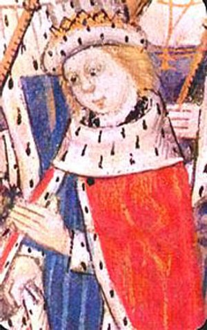 Edward V of England - Edward V as Prince of Wales