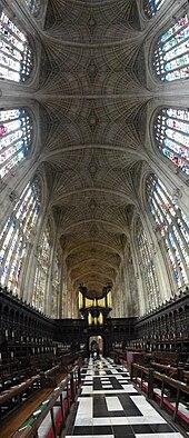 King S College Chapel Cambridge Wikipedia