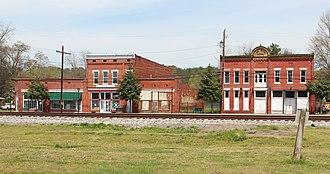 Kingston, Georgia - Kingston historic district
