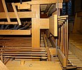 Kirche Oberneuland - Orgel Pedalzuege - jh15-1.jpg