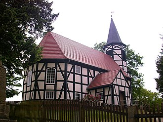 Spreetal - Image: Kirche Spreewitz