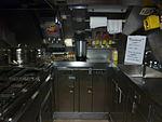 Kitchen of the Onondaga submarine, Site historique maritime de la Pointe-au-pere, Rimouski, Quebec, Canada - 2012-09.JPG