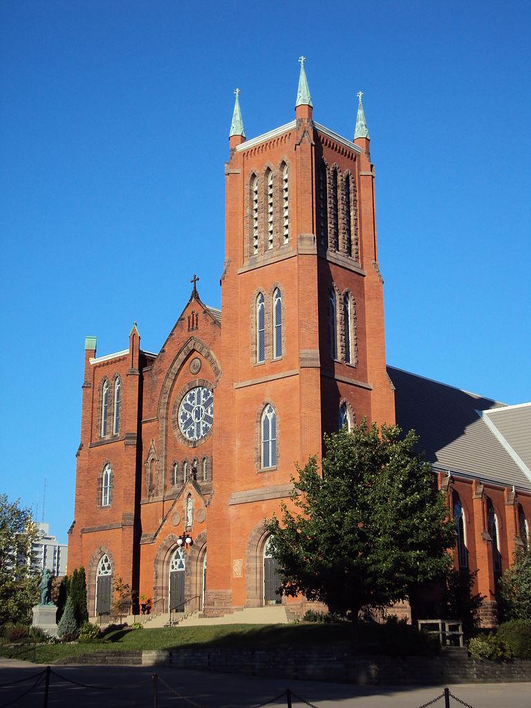 St Mary S Catholic Church Kitchener
