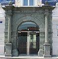 Klagenfurt - Rathaus -Portal.jpg