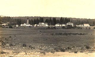 Klamath Agency, Oregon Unincorporated community in Oregon, United States