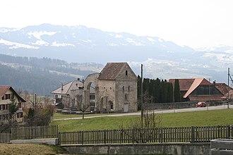 Rüeggisberg - Ruins of Rüeggisberg Priory