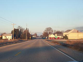 Kloten, Wisconsin Unincorporated community in Wisconsin, United States