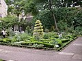 Knot garden at The Garden Museum - geograph.org.uk - 911819.jpg