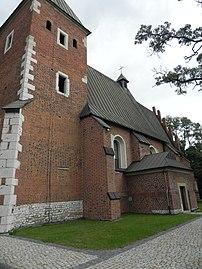 Kościół św. Grzegorza Wielkiego Ruszcza Kraków 3.jpg