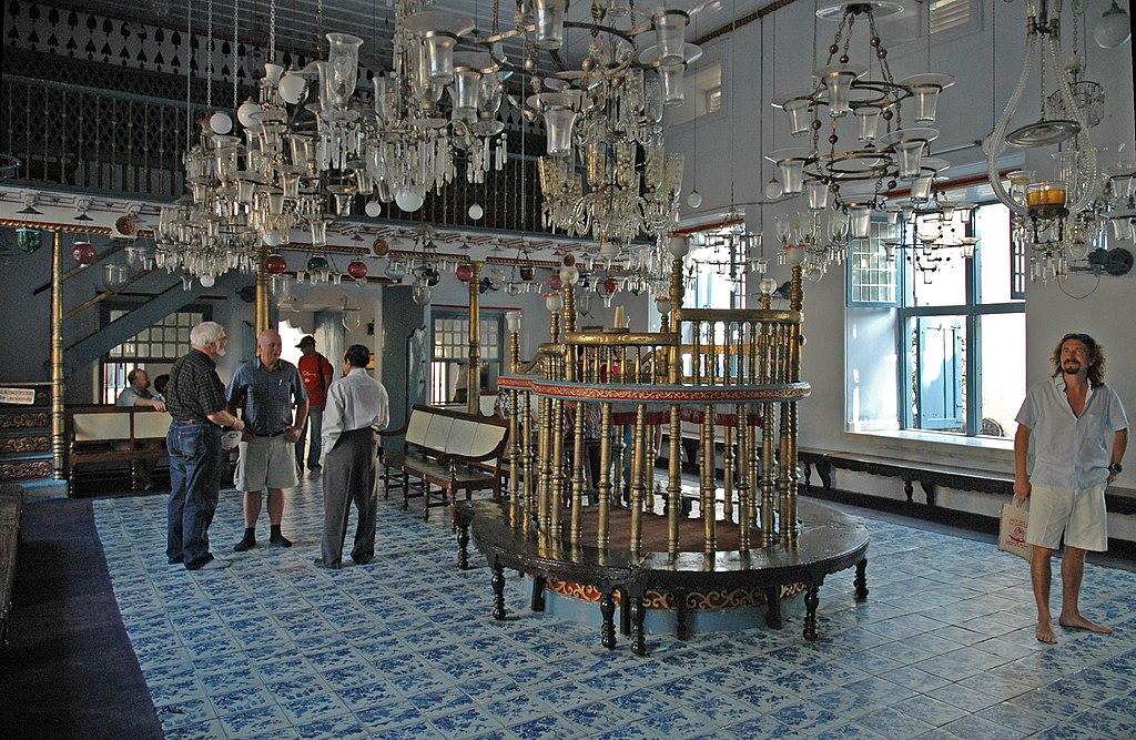 Kochi_Jewish_Synagogue-Mattanchery