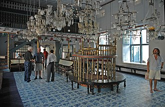 Ernakulam district - Cochin Jewish Synagogue