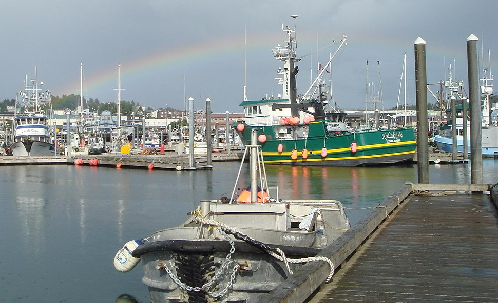 Kodiak Harbor after the storm, Alaska 2009 disk 2 129 (2)
