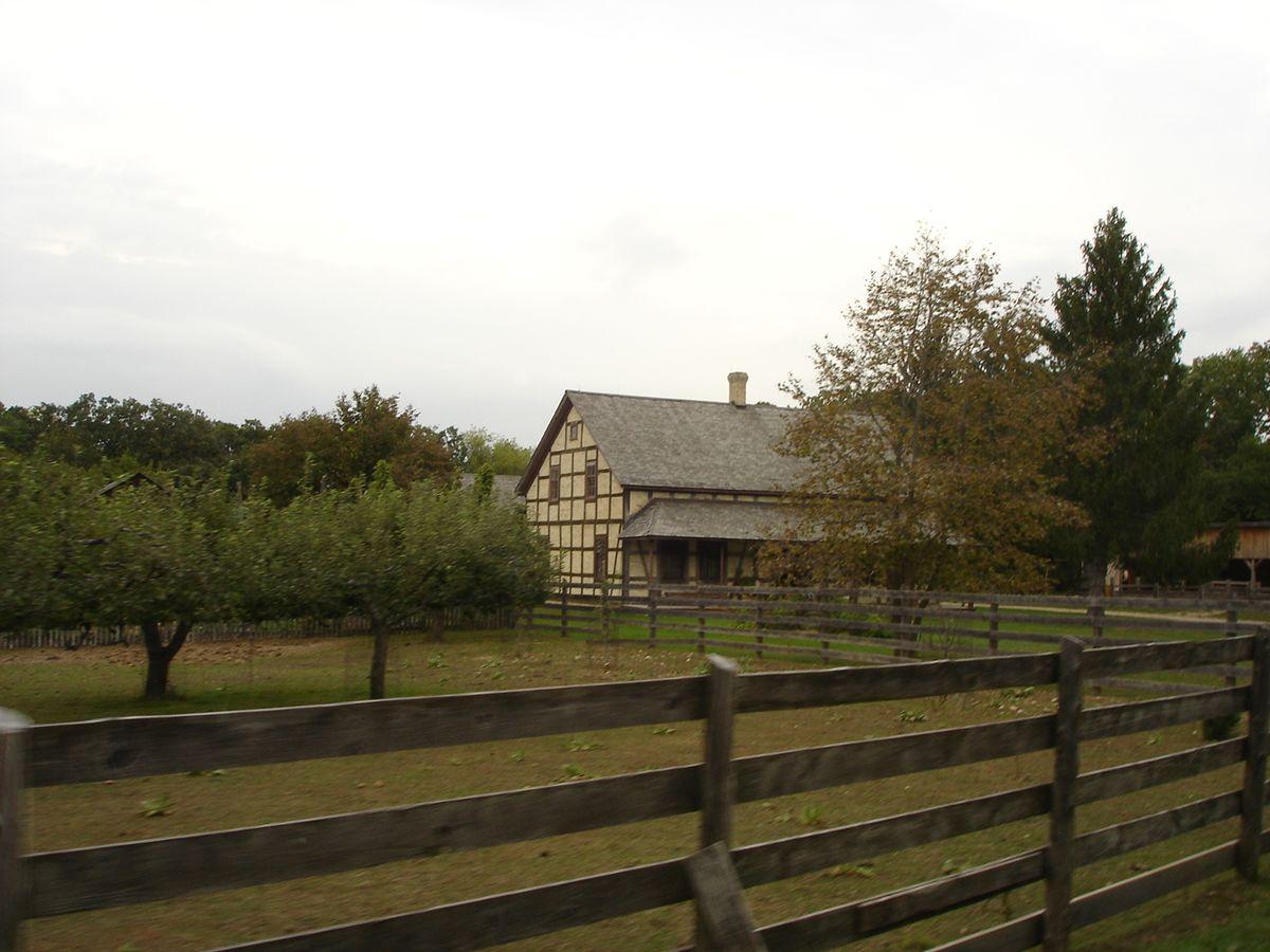 Old World Wisconsin - Wikipedia